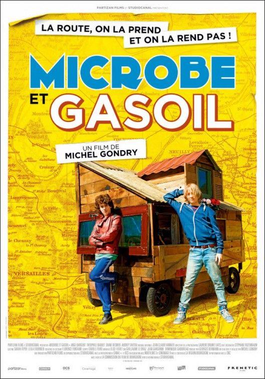Микроб и бензин (Microbe et Gasoil)