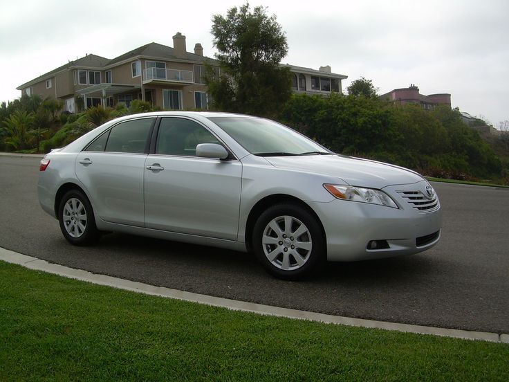 2007 Camry XLE Wallpaper - http://wallpaperzoo.com/2007-camry-xle-wallpaper-40885.html  #2007CamryXLE