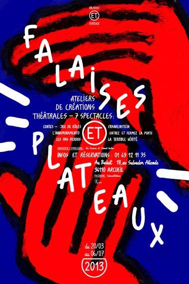 falaise et plateaux Clément Vuillier et Idir Davaine