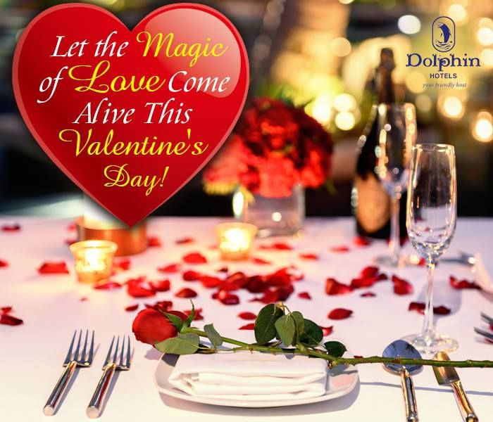 Surprise Your Sweetheart With The Best Valentine S Day Celebration And Make The Most Of Your Time With Your Love Get Ready With S In 2020 Wine And Dine Valentines Day