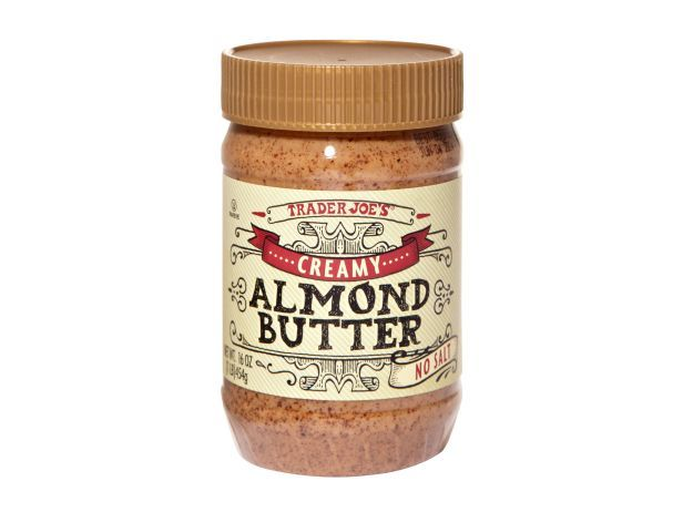 """Victor Scargle —Lucy Restaurant & Bar, Yountville, CA : """"At home we throwTrader Joe's almond butterinto smoothies for extra protein, and my son loves it on toast or in PB&Js."""""""