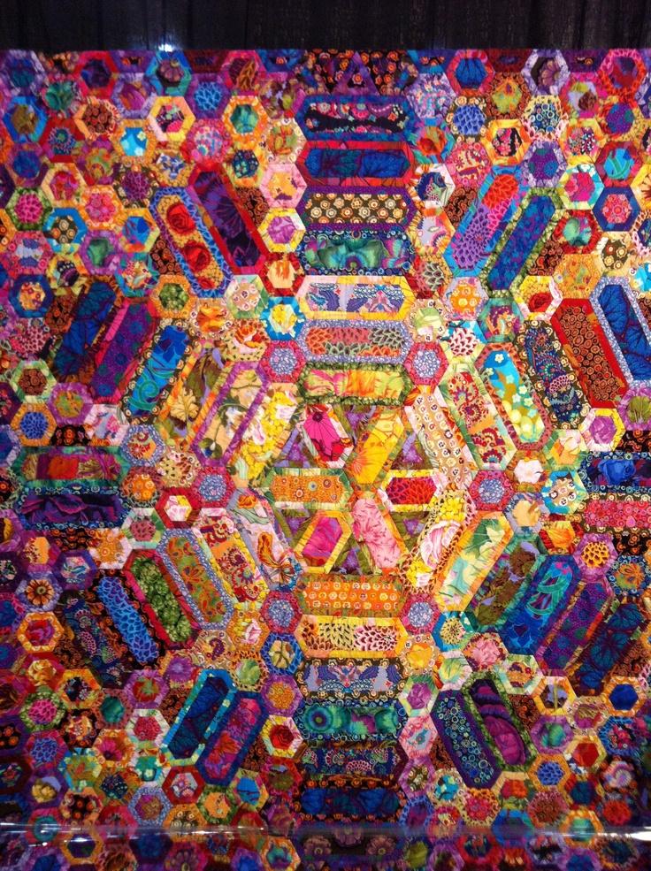 51 best Quilts made with Kaffe Fassett fabrics images on Pinterest ... : kaffe fassett fabrics quilting - Adamdwight.com