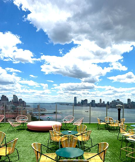 10 Best Rooftops in NYC