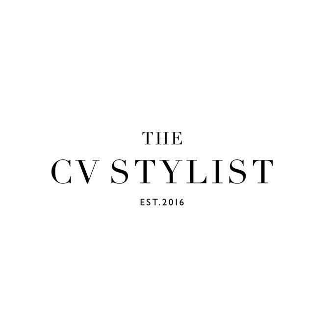 Create a sophisticated and stylish logo for 'The CV Stylist' professional CV writers Light neutrals,Dark neutrals,Designers choose Business & Consulting by B_Hewitt