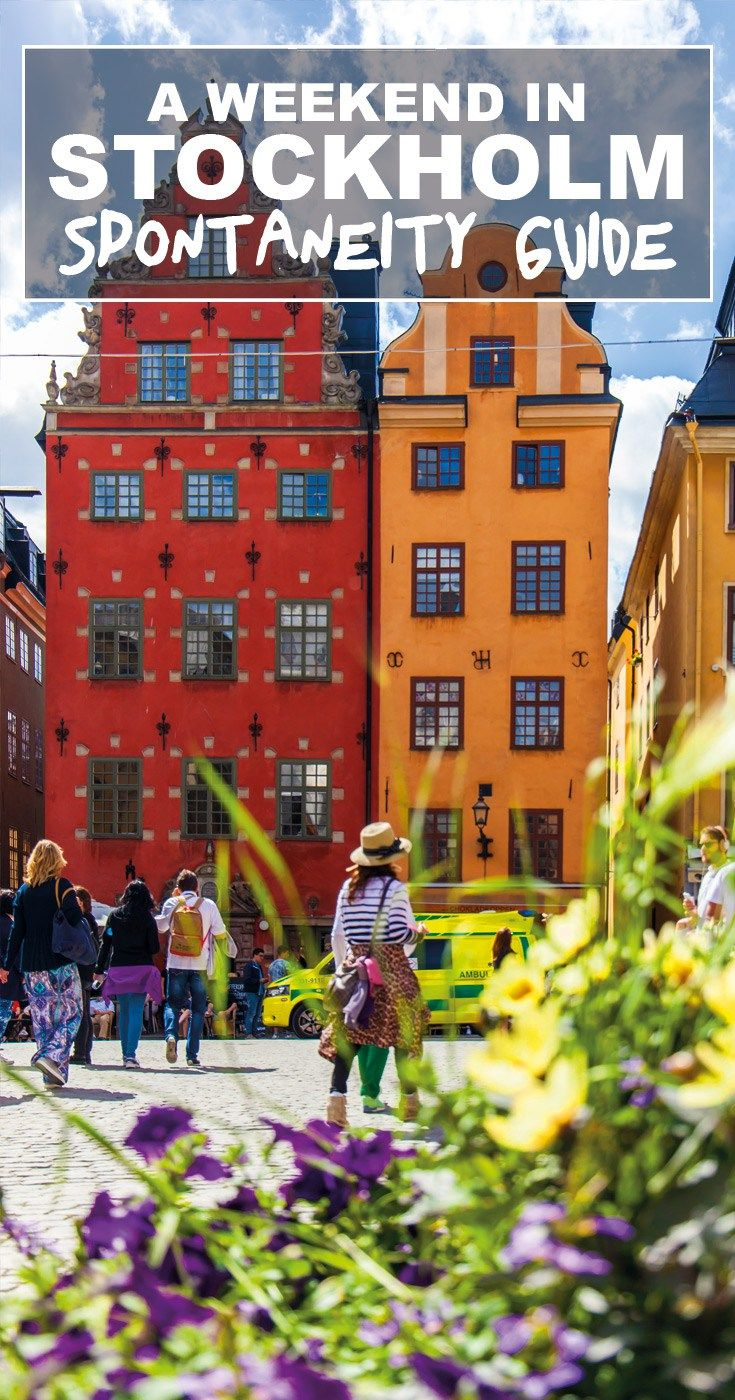 A weekend guide to Stockholm without breaking the bank