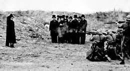 Mata Hari - execution