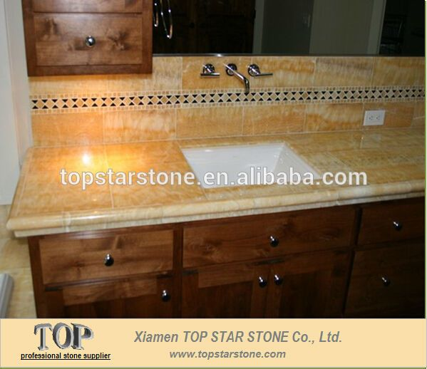 honey cream onyx countertop buy honey cream onyx yellow onyx cream onyx bathroom vanity top product on alibabacom