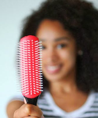 Denman Brush For Natural Hair: Is It Worth it? | Curly Nikki | Natural Hair Styles and Natural Hair Care