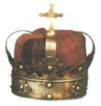 Funerary Crown of Stefan Bathory 1586