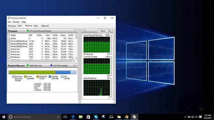 Windows 10 Memory Leak High Ram And Cpu Usage Windows 10