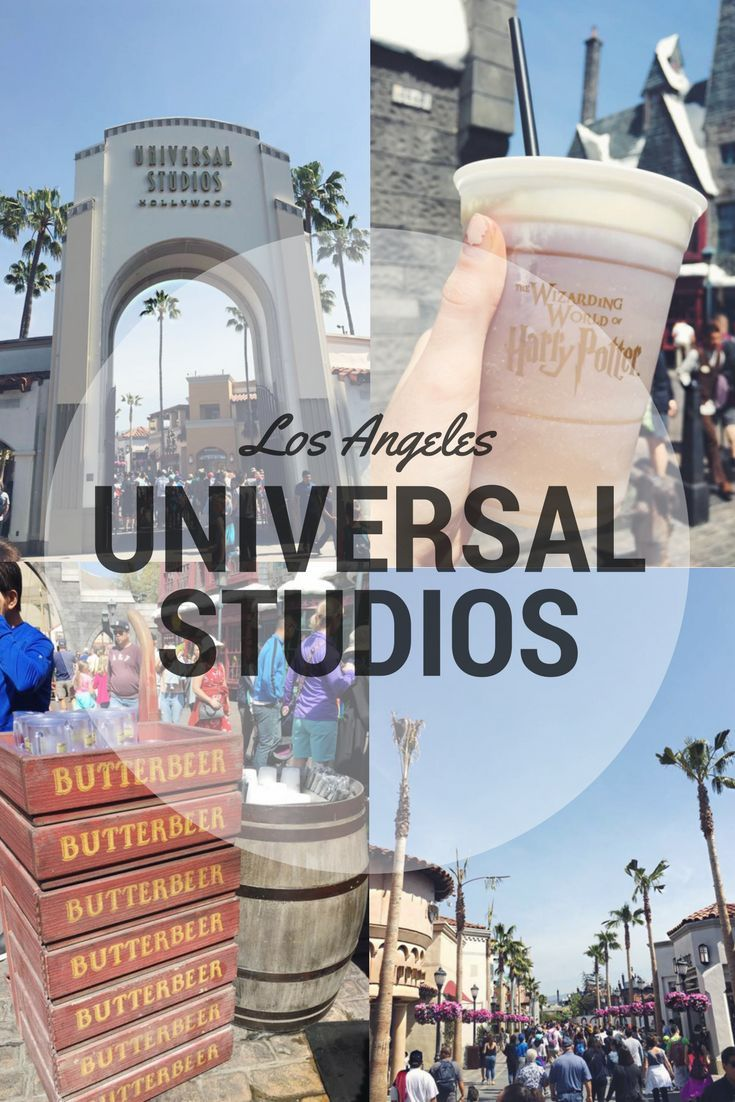 Tips for your visit to Universal Studios Los Angeles Hollywood