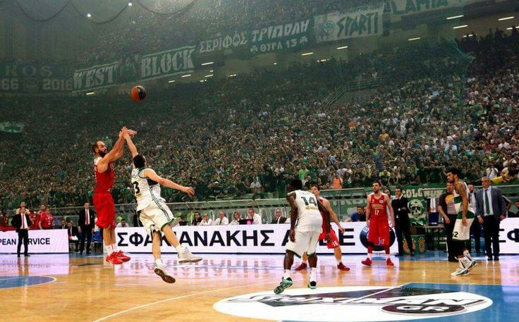 Making history! Kill bill olympiacos bc spanoulis 7