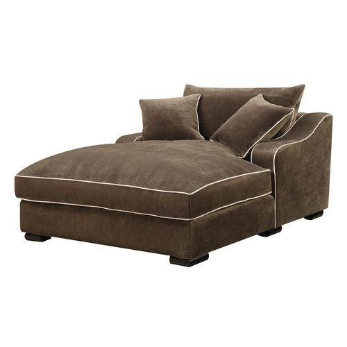 Oversized Chaise Lounge  sc 1 st  Pinterest : large chaise lounge - Sectionals, Sofas & Couches