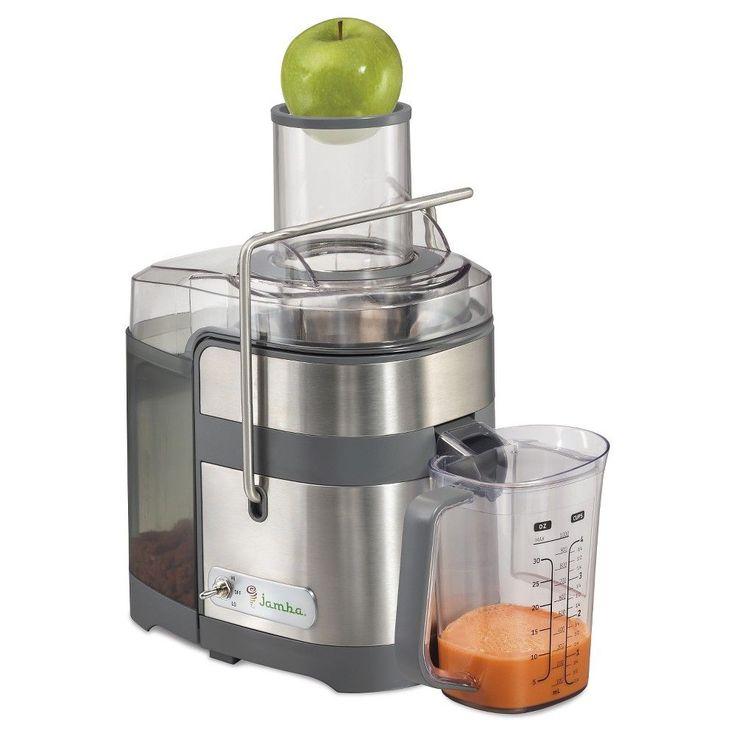 Jamba Juice Super Chute Juice Extractor, Silver