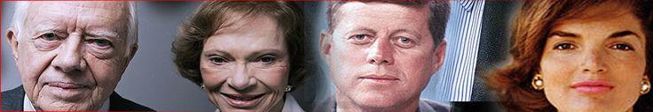 President Carter is JFK