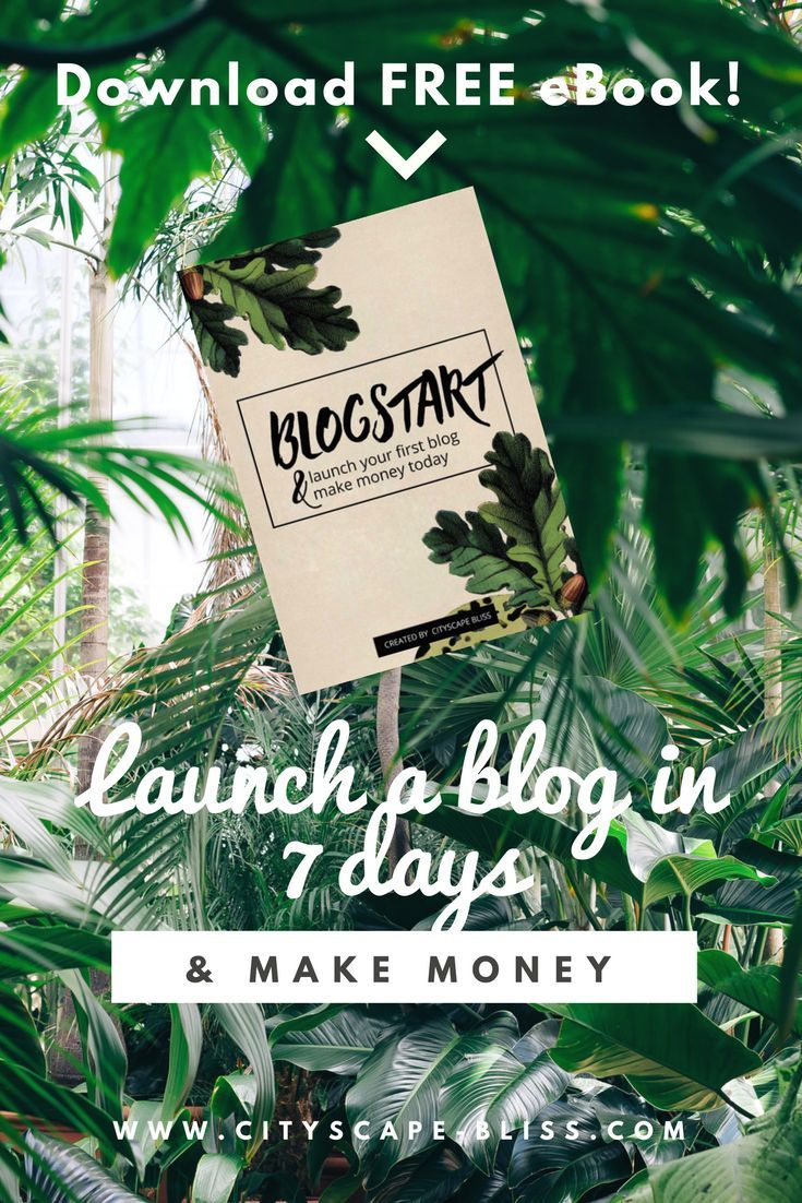 Blogstart: Launch Your First Blog And Make Money Now Free Ebook Blogging  Tips Blog Tips