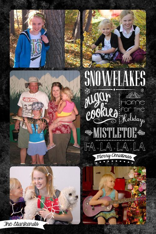 The 25+ best Christmas photo card template ideas on Pinterest - free xmas card template