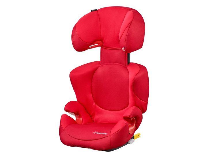 Maxi-Cosi Rodi XP Fix Group 2 3 Car Seat Poppy Red