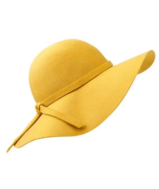 Hippie Chick Floppy Hat
