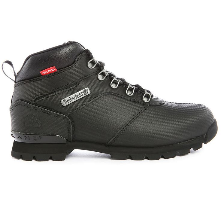 Boots homme MenLook, achat Boots Euro Hiker Helcor Noir TIMBERLAND prix promo MenLook 149,00 €