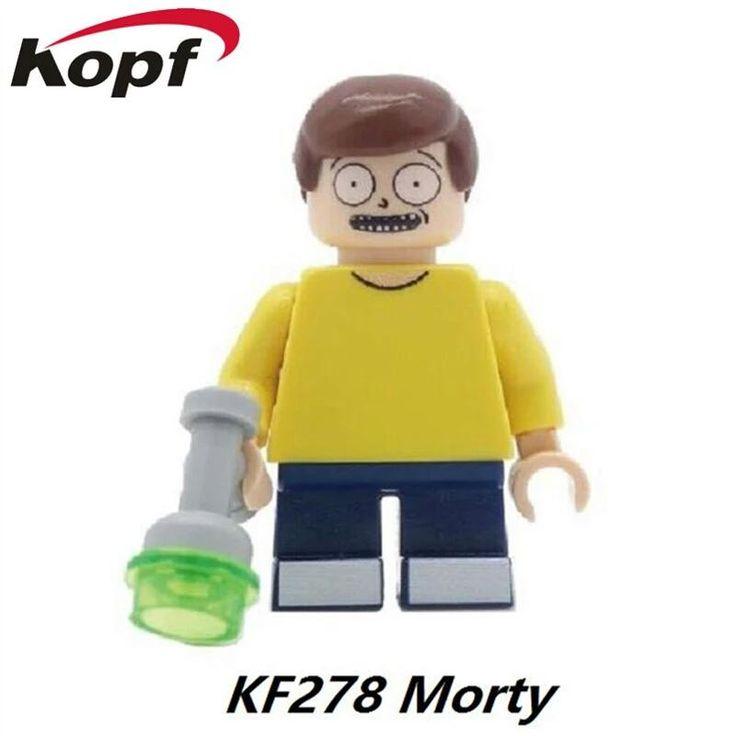 Morty lego