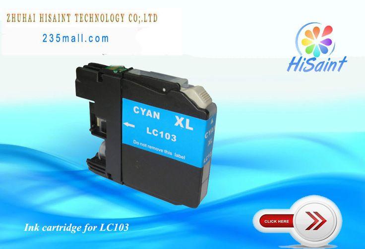 $16.97 (Buy here: https://alitems.com/g/1e8d114494ebda23ff8b16525dc3e8/?i=5&ulp=https%3A%2F%2Fwww.aliexpress.com%2Fitem%2FInk-cartridge-LC103-for-Brother-DCP-CHIP-J152W-MFC-J245-MFC-J285DW-MFC-J450DW-MFC-J470DW%2F32328297291.html ) Ink cartridge LC103  for Brother DCP-CHIP J152W MFC-J245 MFC-J285DW MFC-J450DW MFC-J470DW MFC-J475DW lc103 c/m/k/y for just $16.97