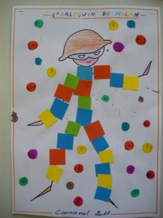 Idées carnaval PS-MS