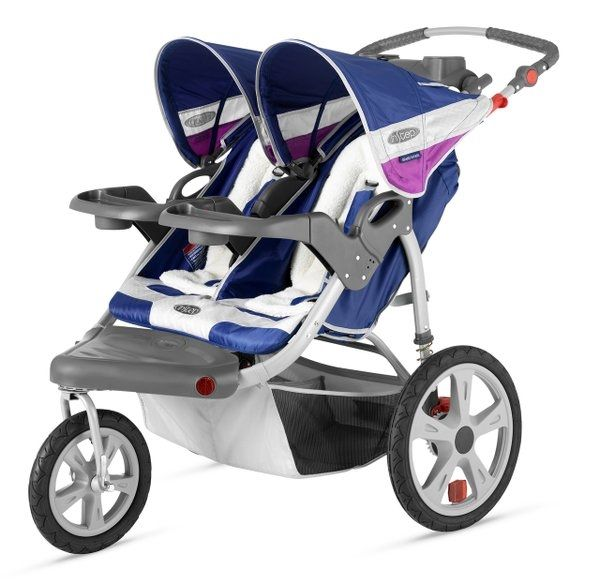 Double jogging stroller ideas and attributes