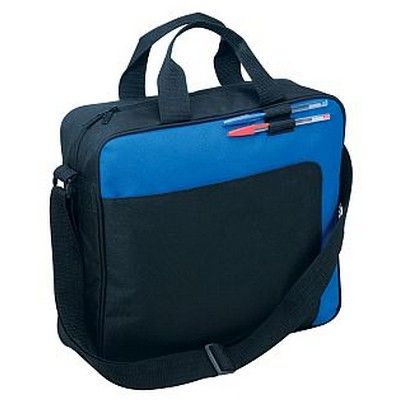 Radius Branded Satchel Min 25 - Conference & Events - Conference Bags - EL-1084 - Best Value Promotional items including Promotional Merchandise, Printed T shirts, Promotional Mugs, Promotional Clothing and Corporate Gifts from PROMOSXCHAGE - Melbourne, Sydney, Brisbane - Call 1800 PROMOS (776 667)