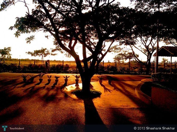 Shadows..! - Photography by Shashank Shekhar at touchtalent