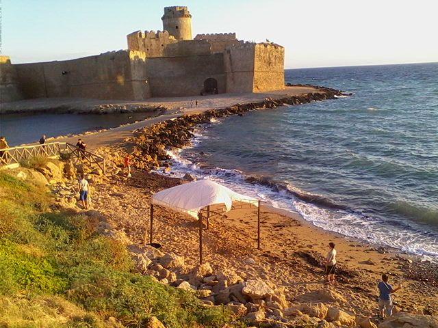 Le Castella Castello Aragonese