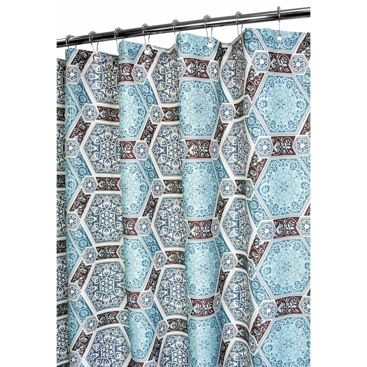 Find This Pin And More On Bathroom Remodel   The Messy Board By Mikazuki81.  Smith® Renaissance Tiles 72 X 72 Watershed Shower Curtain ...