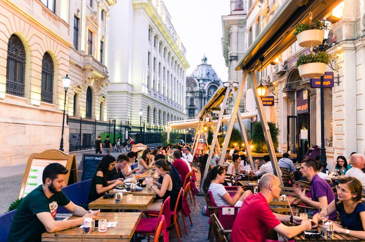 Grand Cafe Van Gogh, Bucharest