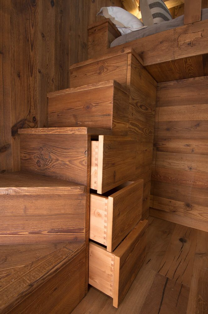 Oltre 25 fantastiche idee su camere da letto da baita su for Scala metri quadrati