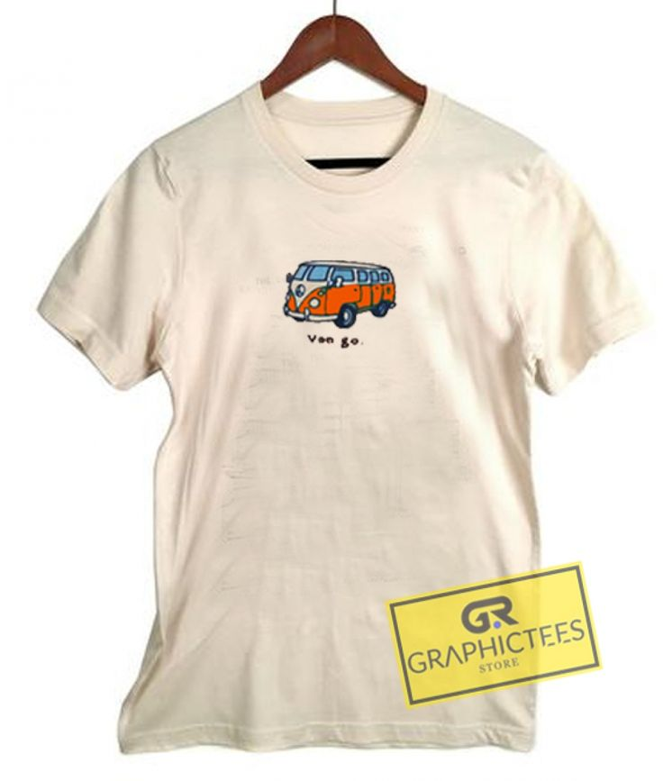 Van Go Cream Graphic Tees Shirts //Price: $13.50 //     #graphic tees ideas