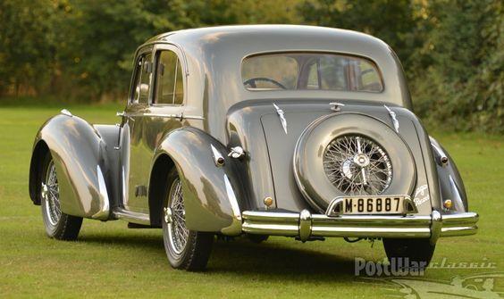 1946 Talbot Lago T26 4.5 litre Saloon -