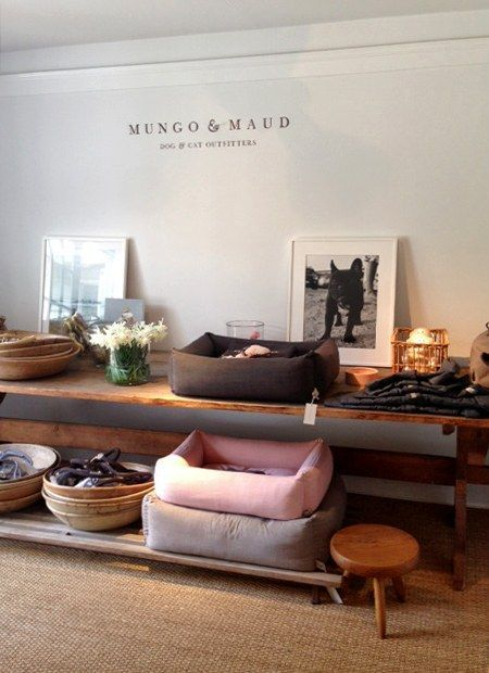 Luxury pet retailer Mungo & Maud has opened a pop-up for beachgoing pups in Sag Harbor's Bloom, a favorite home decor shop of Hamptons residents. Located in the store's garden entrance, the shop-in-a-shop carries the London label's handmade dog accessories, beds, and grooming products. 43 Madison St., Sag Harbor; mungoandmaud.com