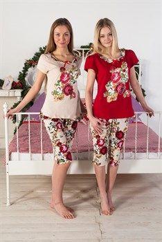 Новая пижама из трикотажа