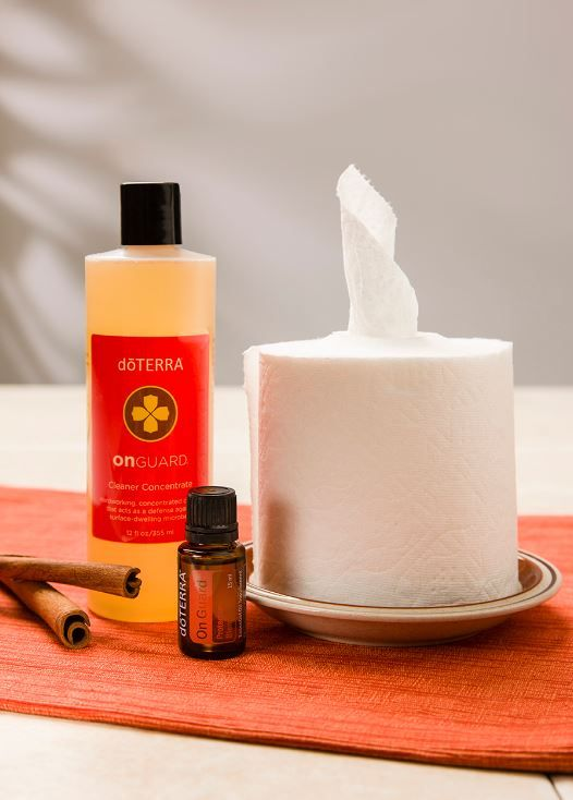 DIY Cleansing Wipes with doTERRA On Guard Essential Oil | dōTERRA Blog - Essential Oils