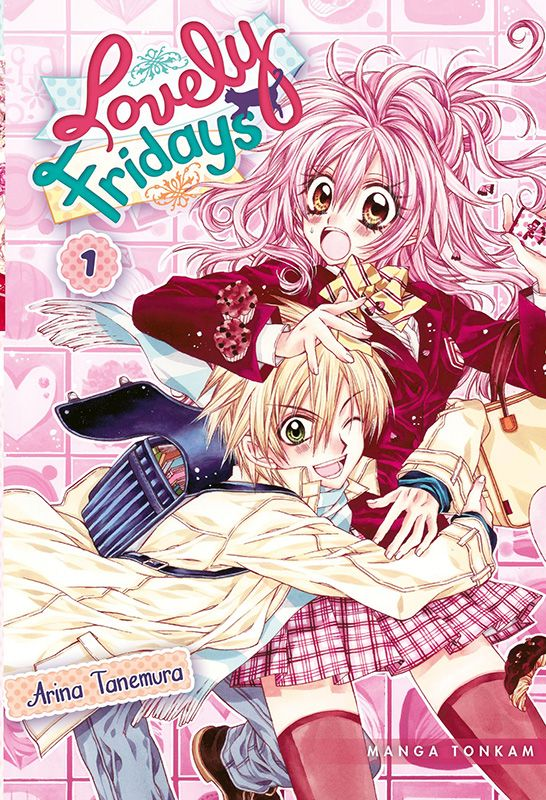 Lovely Fridays - Manga série - Manga news