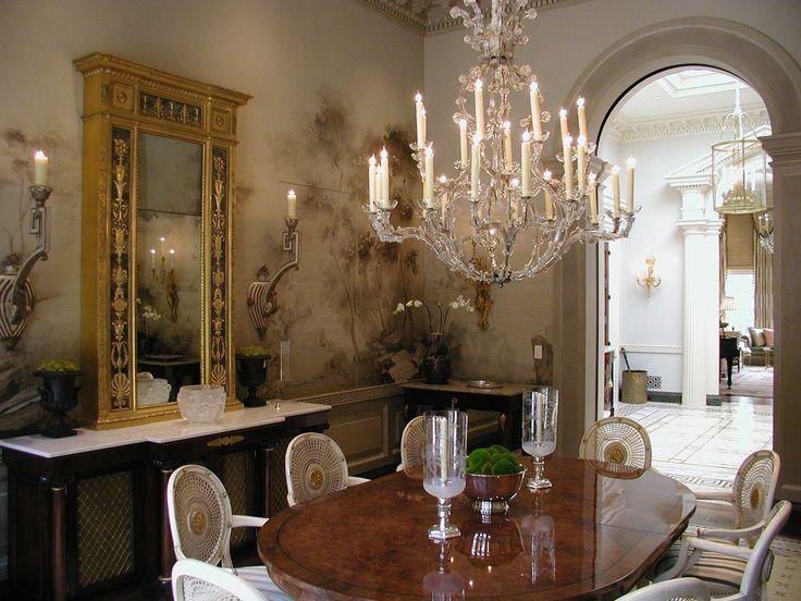 Art Studio Sergey Konstantinov Decorating Dining RoomsLuxury
