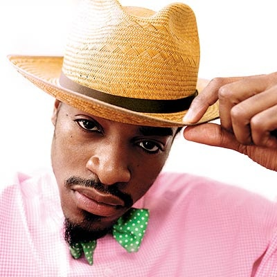 andre 3000! Love this man