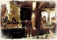 The last Inn of its kind… - Folk Gospoda - Polish restaurant in Warsaw, and only 2 blocks from the Warsaw Hilton!