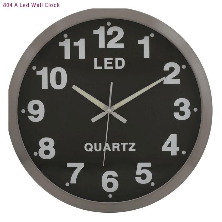 Perfect 804 A Led Wall Clock