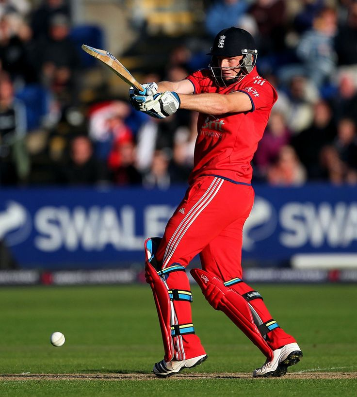 Jos Buttler struck five fours and two sixes