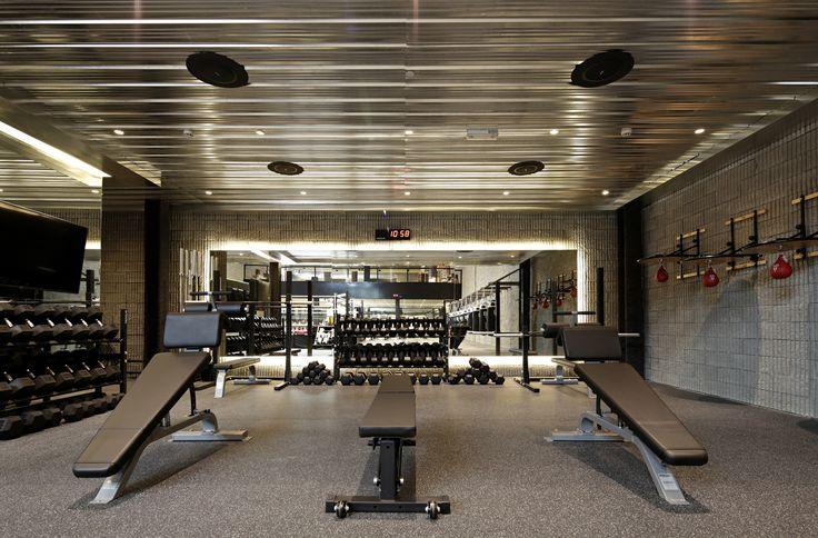 Luxurious Gym 12