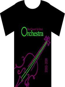 orchestra shirt designs 1