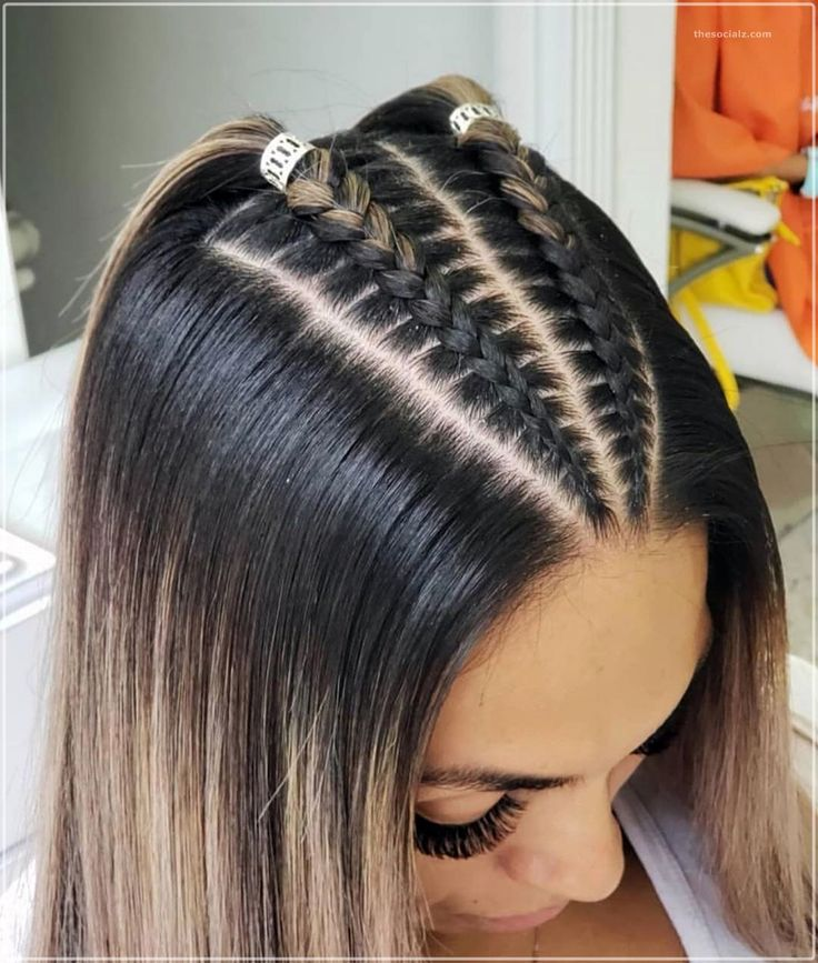 Are you on the hunt for that perfect braided hair wedding hairstyle? One that feels effortless, romantic and ethereally chic? We love all of the innovative and creative takes on the humble braid that have popped up in our various social feeds. These variations are romantic, chic and unique and feature little tweaks that make it easy to personalise it to suit your bridal look.
