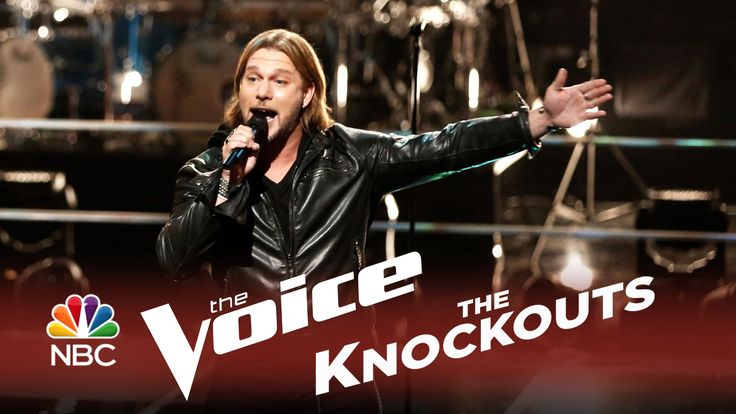 "The Voice 2014 Knockouts - Craig Wayne Boyd: ""Can't You See""Way to go Craig Number ONe all the way!"