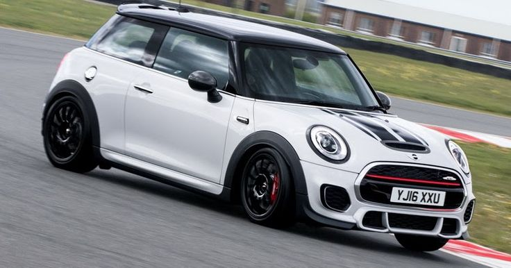 Mini Reveals New Hardcore JCW Challenge [29 Pics] #John_Cooper_Works #MINI
